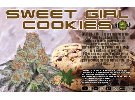 SWEET GIRL COOKIES