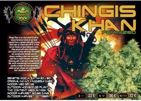 CHINGIS KHAN
