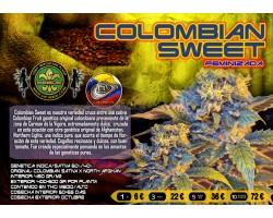 COLOMBIAN SWEET