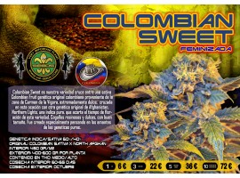 COLOMBIAN SWEET